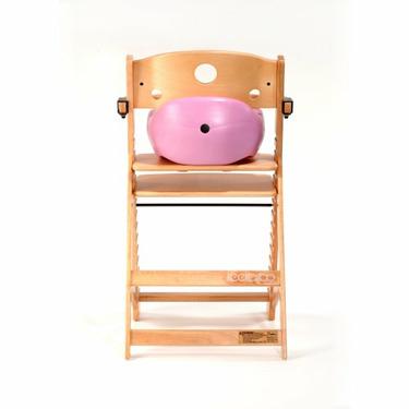Keekaroo High Chair and Infant Insert Rail, Lilac