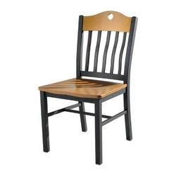 Transitional Schoolhouse Chair