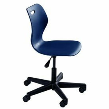 Intellect Wave Pedestal Chair In Nordic