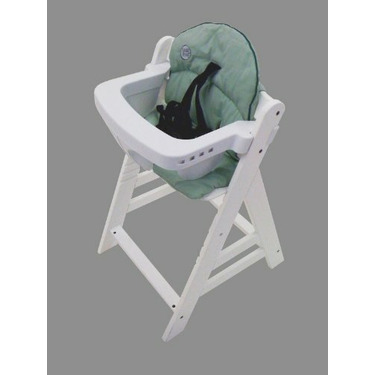 Leap Frog Alpha Interactive High Chair, White