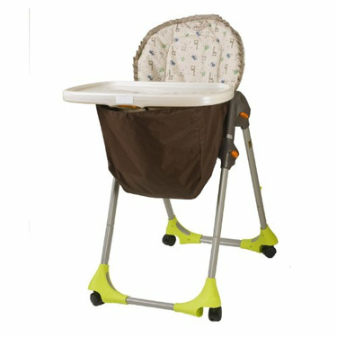 Wupzey High chair Food Catcher Hot Cocoa