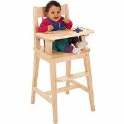 High Chair Plan