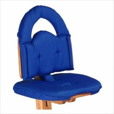 Chair Cushion in Blue