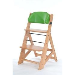 Keekaroo Comfort Cushion - Back - Lime