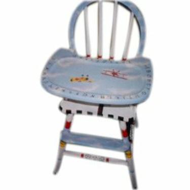 Airplane High Chair