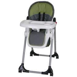 Baby Trend Columbia High Chair - Green/ Gray