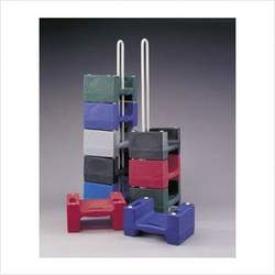 Small Booster Buddy Set (Includes stand and 10 seats) Seat Color: Blue