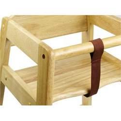 Restaurant High Chair Crotch Strap