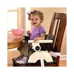 Fisher-Price Space Saver High Chair - Cocoa Pink