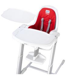 Inglesina Zuma Gray Highchair, Cream