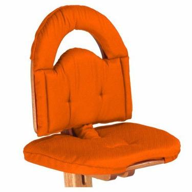 Svan Cushion in Orange