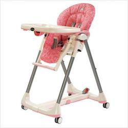 Prima Pappa Diner 2010 High Chair in Naif Pink / Print