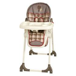 Baby Trend High Chair - Northridge Plaid