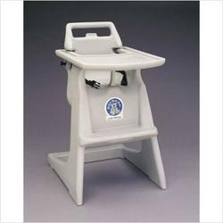 High Chair Tray Color: Grey