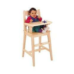 Maple High Chair Tray