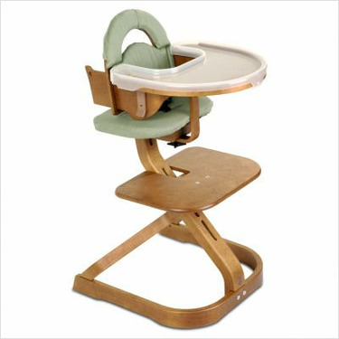 Svan High Chair with Tray Cover