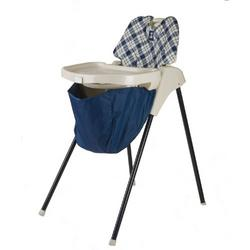 Wupzey High chair Food Catcher navy