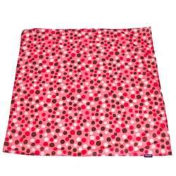 Wupzey Floor Mat Pink polka Dot