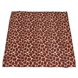 Wupzey Floor Mat Orange Giraffe