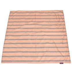 Wupzey Floor Mat Orange Stripe