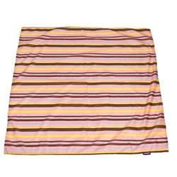 Wupzey Floor Mat Pink Stripe