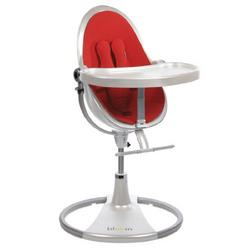 bloombaby Fresco Classic Highchair in Rock Red