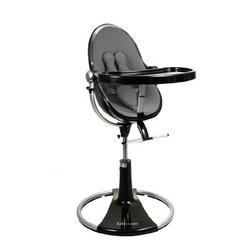 bloombaby Black Fresco Loft Highchair in Frost Grey