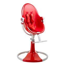 LIMITED EDITION BloomBaby Fresco Loft Fiamma Red High Chair with Red Seat