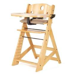 Keekaroo High Chair in Natural