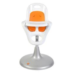Boon White Flair Pedestal Highchair