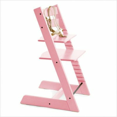 Stokke Tripp Trapp Classic Pink High Chair