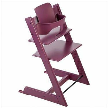 Stokke Tripp Trapp Classic Purple High Chair