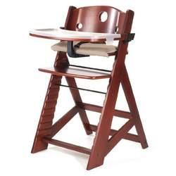 Keekaroo High Chair in Mahogany