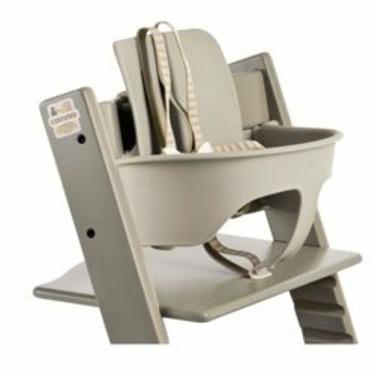 Stokke Tripp Trapp Baby Set in Grey