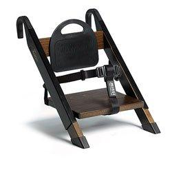 HandySitt Folding Booster Chair in Antique and Black