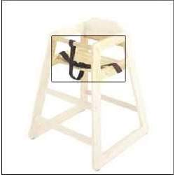 G.E.T. Enterprises STRAPS Replacement Straps for High Chair- Brown