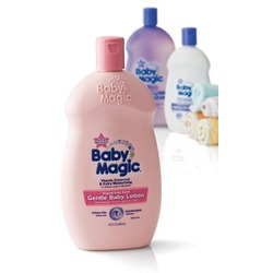 Baby Magic Gentle Baby Lotion, 16.5-Ounce Bottles (Pack of 6)
