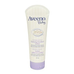 Aveeno Baby Calming Comfort Lotion Lavender and Vanilla