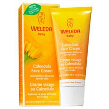 Weleda Calendula Face Cream, 1.6-Ounce