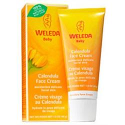 Weleda Calendula Face Cream, 1.6-Ounce