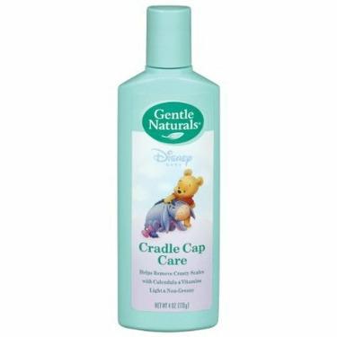 Gentle Naturals Cradle Cap Treatment - 4 oz.