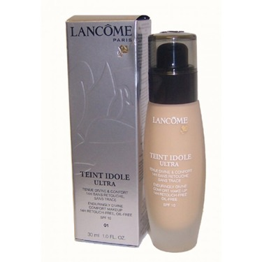 Lancôme Paris Teint Idole Ultra Enduringly Divine Makeup