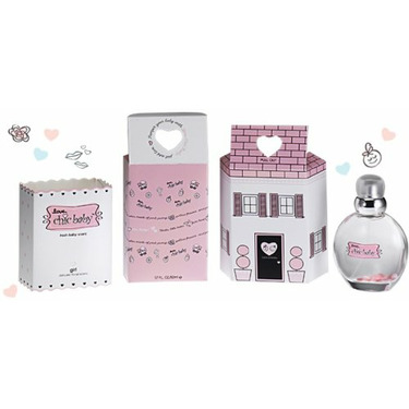 LOVE CHIC BABY By Chic Baby For Girls 1.7 oz Delicate Floral Scent