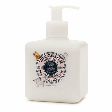 L'Occitane Mom and Baby-Mom and Baby Lotion, 300mL