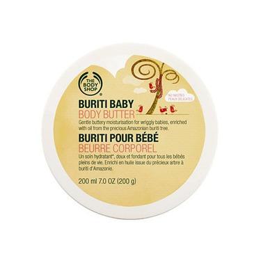 The Body Shop Buriti Baby Body Butter