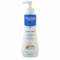 Mustela Hydra Bebe Body Lotion 10.1 oz bottle