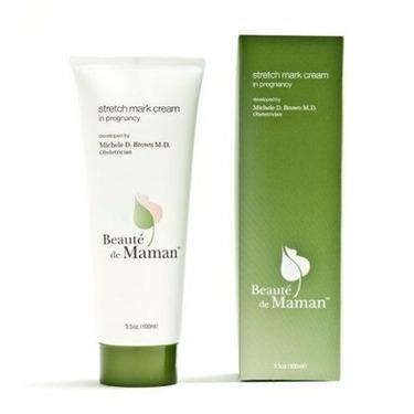 Beaute de Maman Stretch Mark Cream, For Pregnancy 3.5 oz (100 ml)