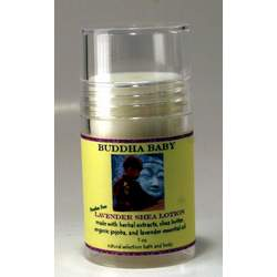 Buddha Baby Organic Lavender Shea Lotion Stick