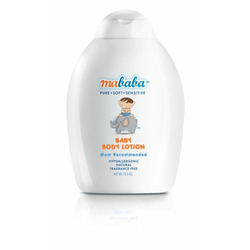 Mababa Baby Body Lotion