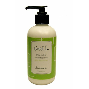 Sweet B. Shea Butter Soothing Lotion, 8-Ounce Bottle